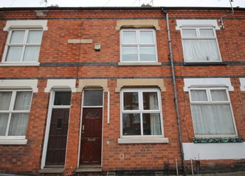 Thumbnail 2 bedroom terraced house for sale in Western Road, West End, Leicester