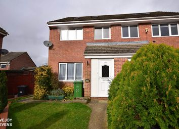 Thumbnail 3 bed semi-detached house for sale in Maynard Close, Thatcham