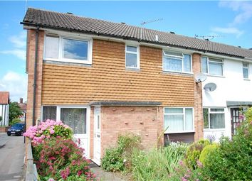 Thumbnail 2 bedroom end terrace house to rent in Lynn Close, Marston, Oxford