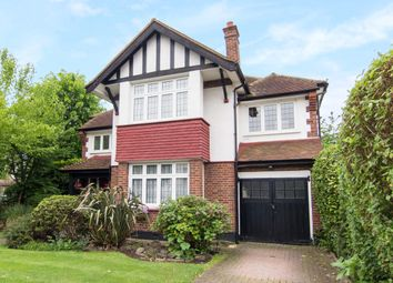Thumbnail 4 bed detached house for sale in Westbury Road, New Malden