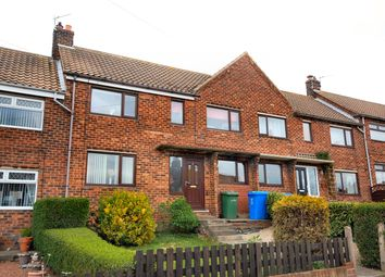 Thumbnail 3 bed terraced house for sale in Larpool Lane, Whitby