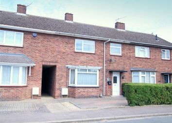 Thumbnail 3 bed terraced house for sale in The Crescent, St. Neots