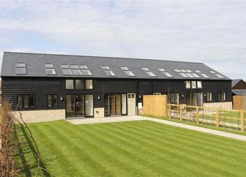 Thumbnail 5 bed semi-detached house for sale in Church Street, Haslingfield, Cambridgeshire