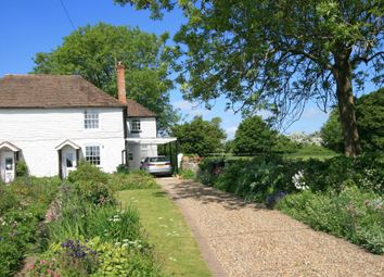 Thumbnail 3 bed cottage for sale in Long Row, Mersham, Ashford, Kent