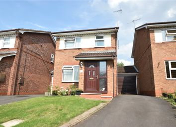 Thumbnail 3 bed detached house for sale in Hammond Close, Droitwich, Worcestershire