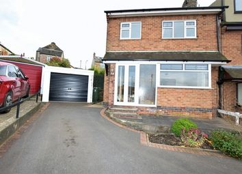Thumbnail 3 bed detached house to rent in Charnwood Avenue, Belper, Derbyshire