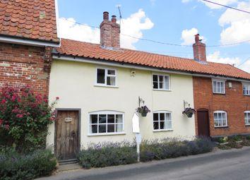 Thumbnail 2 bed property for sale in Chapel Street, New Buckenham, Norwich