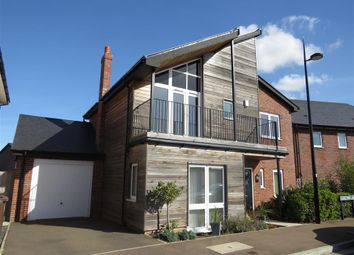 Thumbnail 4 bed detached house for sale in Sunflower Lane, Polegate