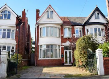 Thumbnail 4 bed semi-detached house for sale in Clive Road, Southport
