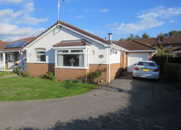 Thumbnail 3 bed detached bungalow for sale in Redshank Avenue, Darnhall, Winsford
