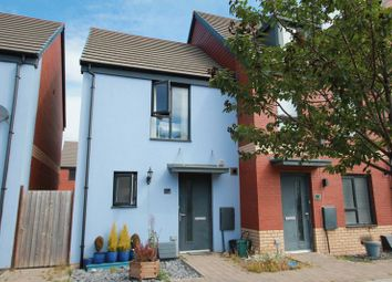 Thumbnail 2 bed semi-detached house for sale in Portland Drive, Barry