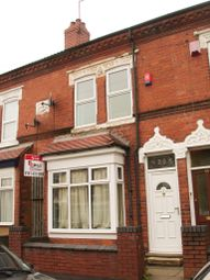 Thumbnail 4 bedroom terraced house to rent in Manilla Road, Selly Park, Birmingham, West Midlands