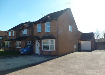 Thumbnail 3 bed terraced house for sale in Deene Close, Market Harborough