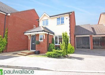 Thumbnail 3 bedroom detached house for sale in Harmonds Wood Close, Broxbourne
