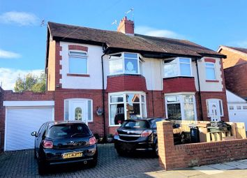 3 bed semi-detached house for sale in Dale Road, Whitley Bay NE25