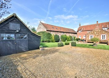 Thumbnail 4 bedroom detached house for sale in Cliff Farm Barns, Old Hunstanton Road, Old Hunstanton, Hunstanton