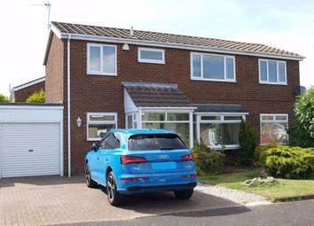 Thumbnail 4 bed detached house for sale in Kinloss Square, Cramlington