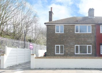 Thumbnail 3 bed semi-detached house for sale in Foxhole Road, London