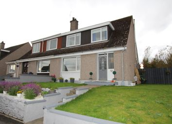 Thumbnail 3 bed semi-detached house for sale in Pict Avenue, Inverness