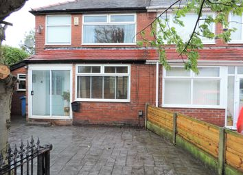 Thumbnail 3 bed semi-detached house for sale in 32 Perth Avenue, Chadderton
