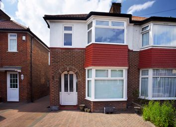 Thumbnail 3 bedroom semi-detached house to rent in Cheviot Gardens, London