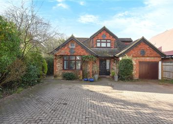 Thumbnail 4 bedroom detached house for sale in Newton Lane, Old Windsor, Windsor