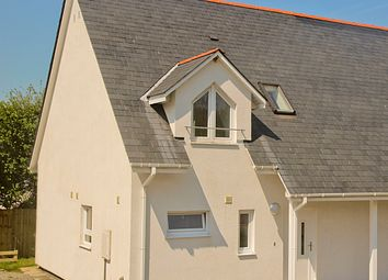 Thumbnail 3 bedroom semi-detached house for sale in Pentre Berw, Gaerwen, Anglesey