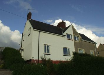 3 bed semi-detached house to rent in Pantycelyn Road, Townhill, Swansea. SA1