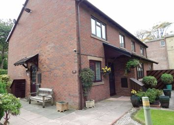 Thumbnail 2 bedroom flat for sale in Penwortham Hall Gardens, Penwortham, Preston.