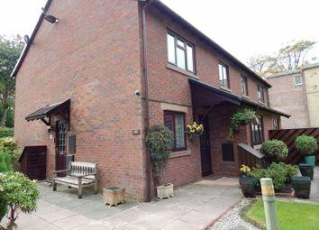 Thumbnail 2 bedroom flat for sale in Penwortham Hall Gardens, Penwortham, Preston.