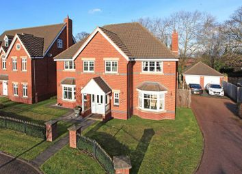 Thumbnail 5 bedroom detached house for sale in Eider Drive, Leegomery, Telford