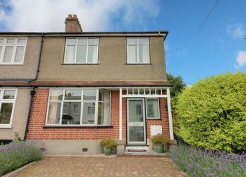 Thumbnail 3 bed end terrace house for sale in Goat Lane, Enfield