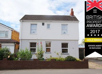 Thumbnail 3 bedroom flat to rent in Castle Road, Huge Ground Fl Flat, Rayleigh, Essex
