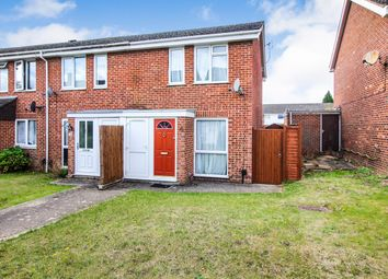 Thumbnail 2 bed terraced house for sale in Sharnwood Drive, Calcot, Reading