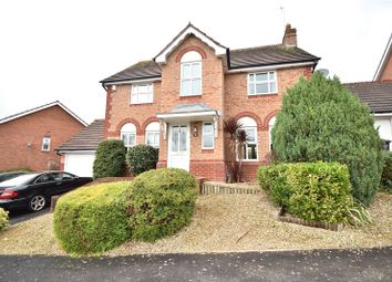 Thumbnail 4 bed detached house for sale in Mosel Drive, Droitwich Spa, Worcestershire