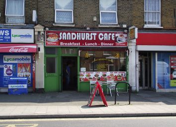 Thumbnail Restaurant/cafe to let in Sandhurst Road, London