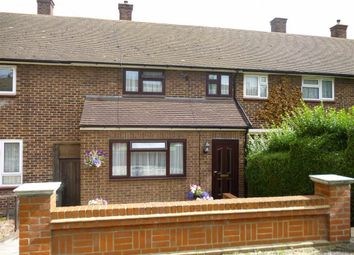 Thumbnail 2 bedroom terraced house for sale in Torrington Gardens, Loughton