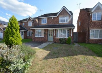 Thumbnail 4 bed detached house for sale in Old School Lane, Keadby, Scunthorpe