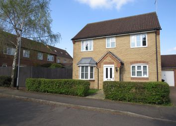 Thumbnail 4 bedroom detached house for sale in Elgar Way, Stamford