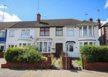 Thumbnail 3 bed terraced house for sale in Cheveral Avenue, Radford, Coventry