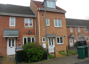 Thumbnail Town house to rent in Valley Road, Stoke Heath