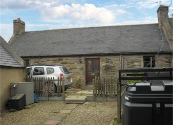 Thumbnail 1 bed semi-detached house for sale in Back Street, Newmill, Keith, Moray