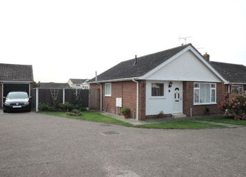 Thumbnail 2 bed detached bungalow for sale in Crome Road, Clacton-On-Sea