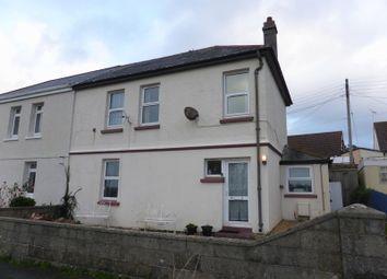 Thumbnail 3 bed semi-detached house for sale in Mount Bennett Terrace, Tywardreath, Par