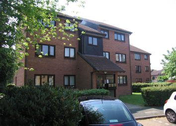 Thumbnail 2 bed flat to rent in Sapphire Close, Chadwell Heath, Romford