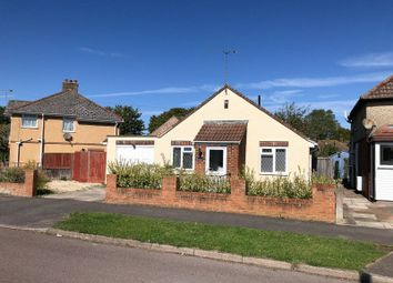 Thumbnail 3 bedroom detached bungalow for sale in Fairford Crescent, Upper Stratton, Swindon
