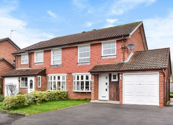 Thumbnail 3 bed semi-detached house for sale in Hadland Road, Abingdon