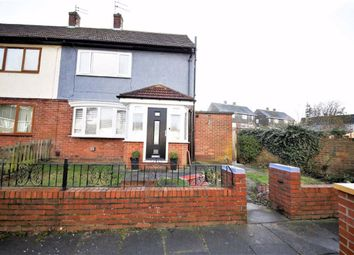 Thumbnail 2 bed semi-detached house for sale in Swindon Road, Springwell, Sunderland