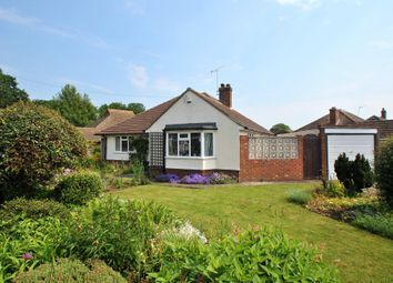 Thumbnail 2 bed detached bungalow for sale in Minster Road, Westgate-On-Sea, Kent