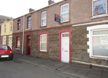 Thumbnail 3 bedroom terraced house for sale in Reginald Street, Velindre, Port Talbot, Neath Port Talbot.